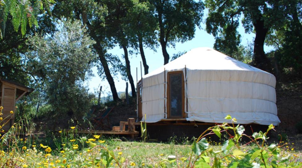 Cloud House Farm en andalucia
