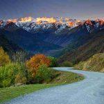 10 destinos para viajar en autocaravana en otoño