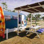 Miramar, un camping de caravanas vintage