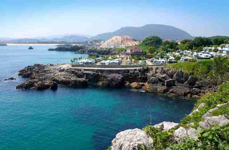 Los mejores campings del norte de espa a vicente velasco - Campings de lujo en espana ...