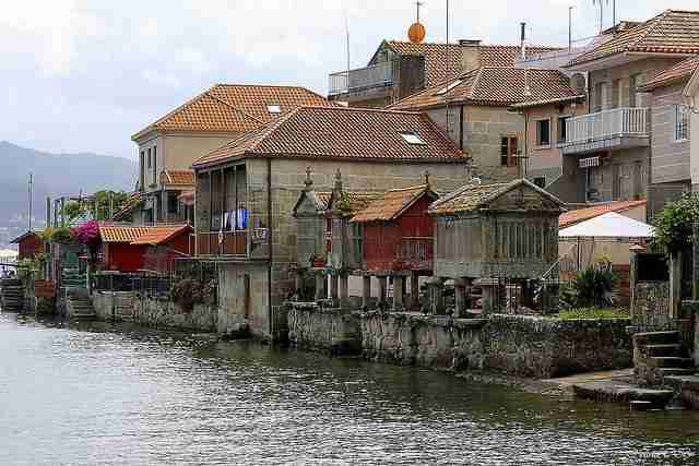 Pontevedra en Autocaravana