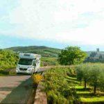 Ruta en autocaravana por la Toscana