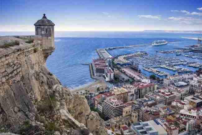 Viaje Alicante en Autocaravana