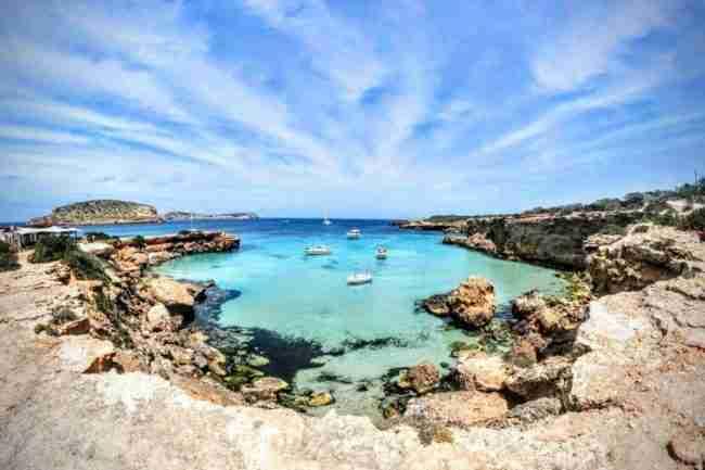 Pernoctar Cala Comte (Ibiza)
