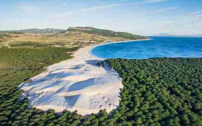 Pernoctar Playa Bolonia (Cádiz)