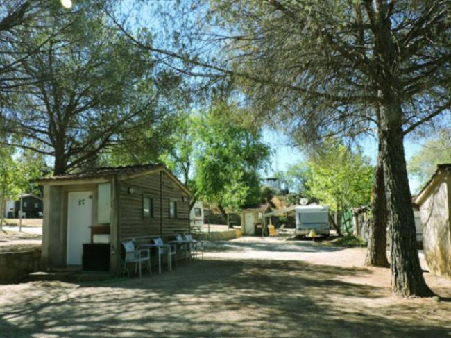 campings para autocaravanas en huesca