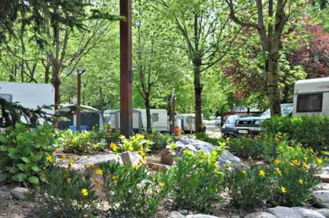 campings para autocaravanas en girona