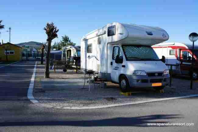 campings para autocaravanas en peñiscola