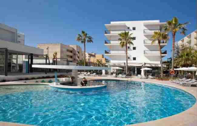 hotel js palma stay con perros