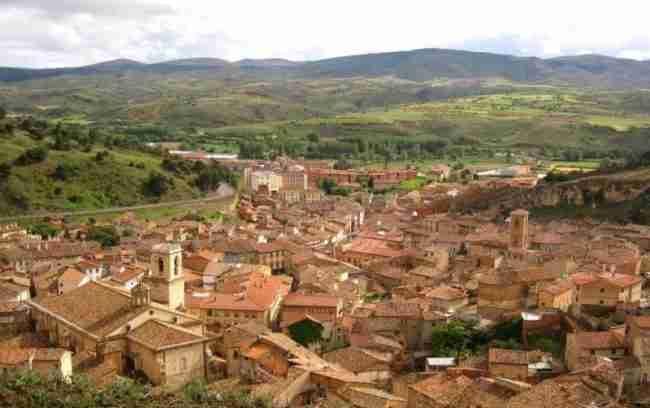 ciudades medievales en autocaravana, Daroca