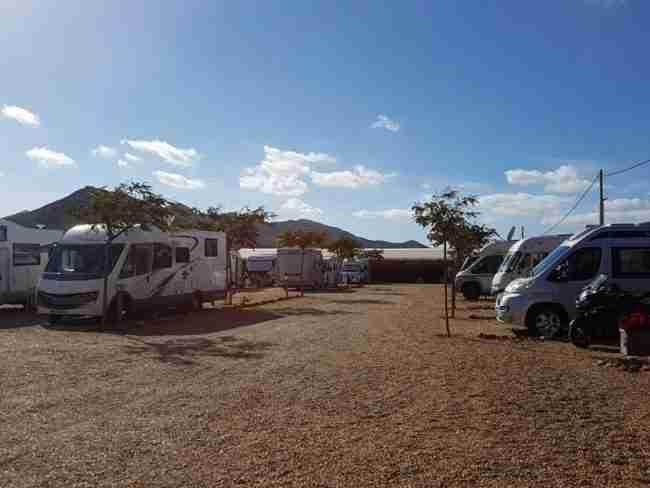 Opiniones Cabo de Gata Camper Park