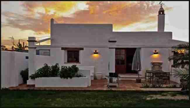 Casa rural junto al mar apta para perros en Andalucía
