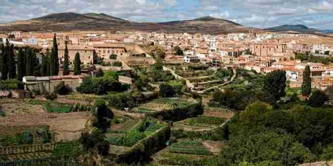Aparcar y pasar la noche en autocaravana en Soria