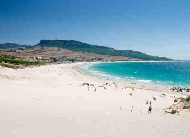 Playa más bonita y virgen de tarifa