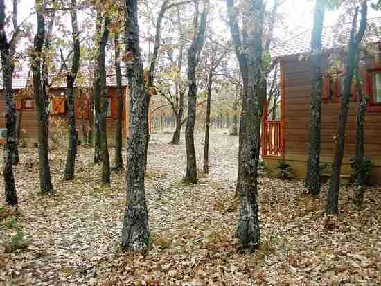 camping riaza