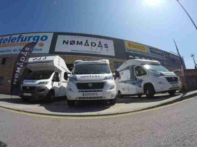 nomadas life taller de autocaravanas en asturias