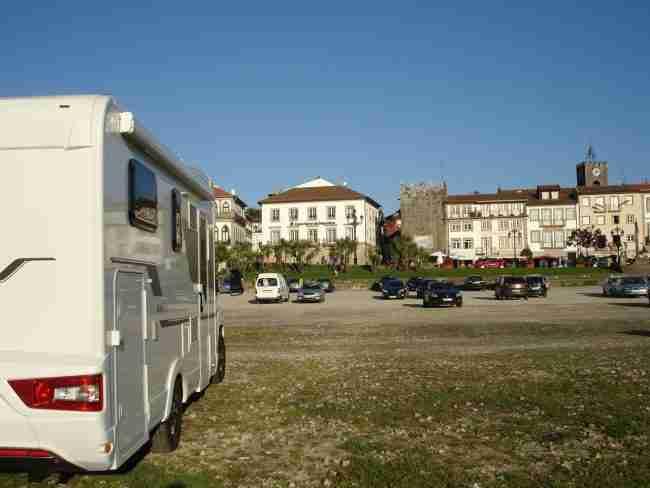 galicia y portugal en autocaravana