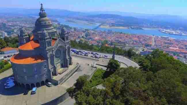 portugal en autocaravana con áreas de estacionamiento