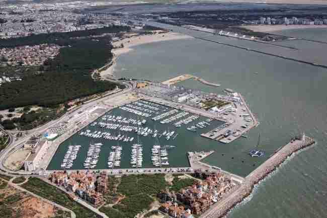 el puerto de santa maría en autocaravana sitios para estacionar y visitar