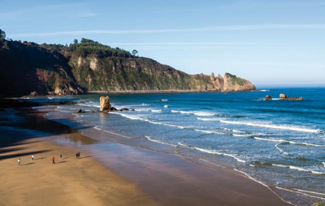 la playa de aguilar en autocaravana estacionamiento y visitas recomendadas