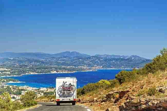 la costa catalana en autocaravana