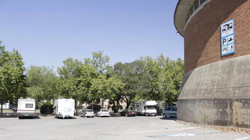 area de autcaravanas en zafra lugares para visitar y estacionar