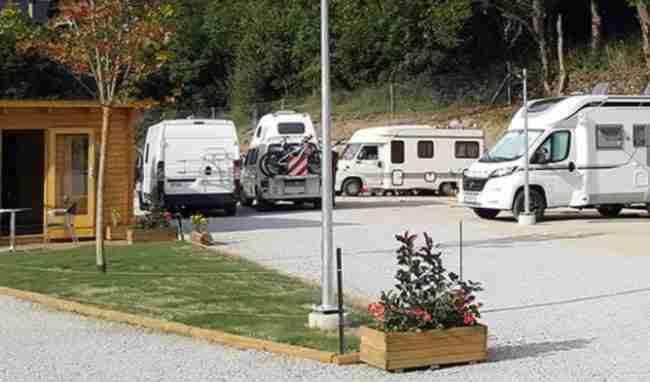 camper park valle de aran lugares para visitar y estacionar