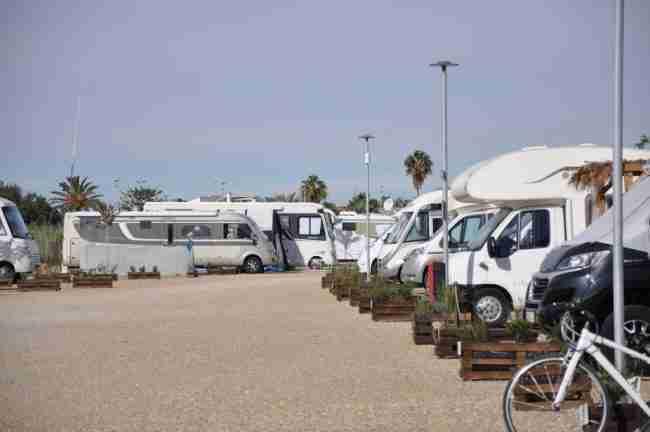 camper park la ribera  lugares para visitar y estacionar