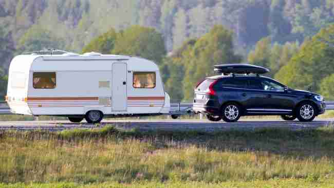 coches para remolcar una caravana