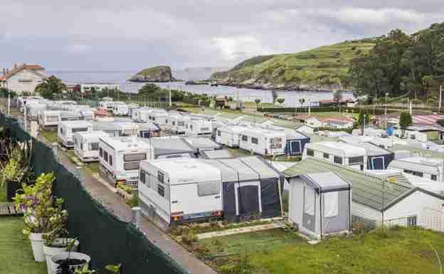 campings para autocaravanas en asturias
