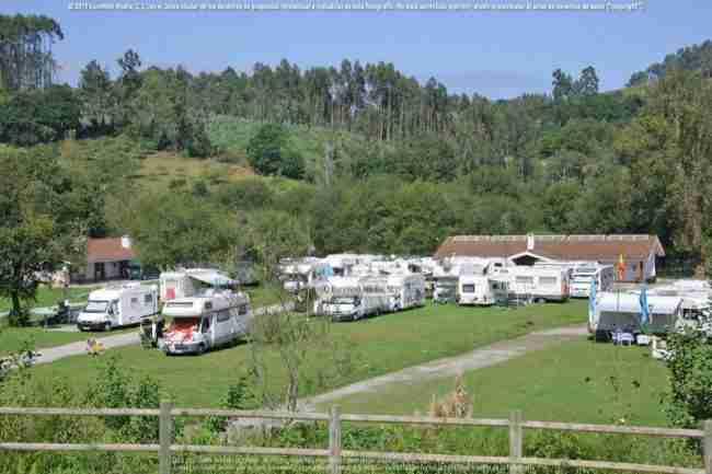 Campings Para Autocaravanas En Asturias Que Abren Todo El Año Vicente Velasco Correduría De Seguros