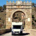 Los pueblos más bonitos de Extremadura en autocaravana