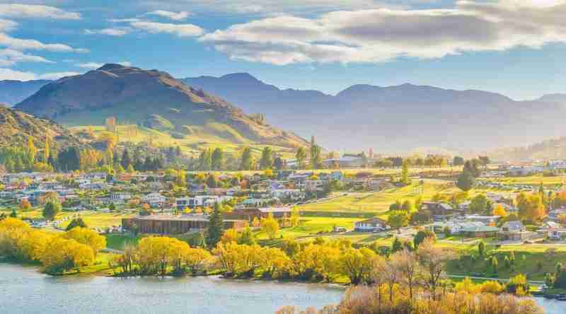 christchurch en autocaravana