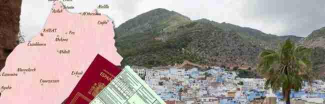 consejos para viajar a marruecos en autocaravana