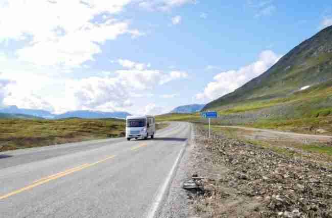 normas de circulación autocaravanas