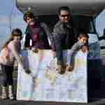 La vuelta al mundo en autocaravana: los 3 años de viaje de una familia sevillana