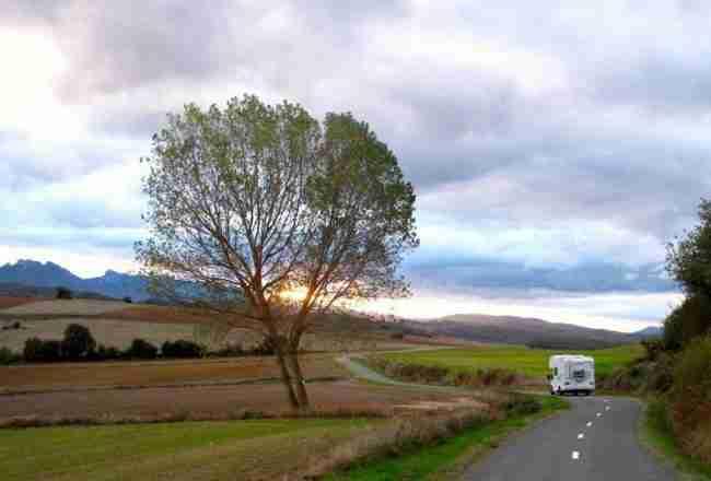 el pais vasco en autocaravana