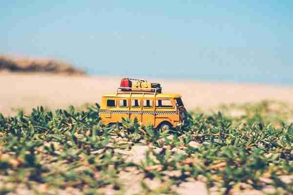 vacaciones en furgoneta