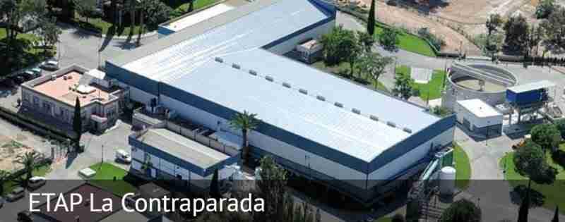 ETAP La contraparada potabilizadora agua murcia coronavirus solidaridad