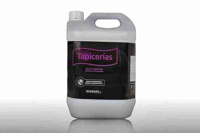 ecowash limpia tapicerías ecologico vicente velasco productos para limpiar y desinfectar la autocaravana