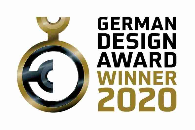 german Design Award 2020 Chasis SLC HYMER autocaravana Mercedes  Hymer clase B masterline