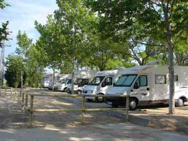 area de autocaravanas vilafranca del penedes