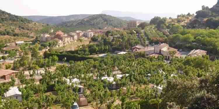 Camping Serra de Prades en Tarragona