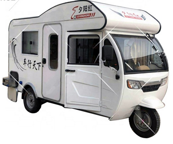 XINGE RV tuktuk autocaravana