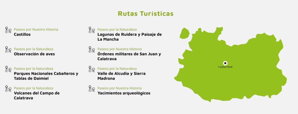 Noticias sobre Turismo de Autocaravanas en Ciudad Real