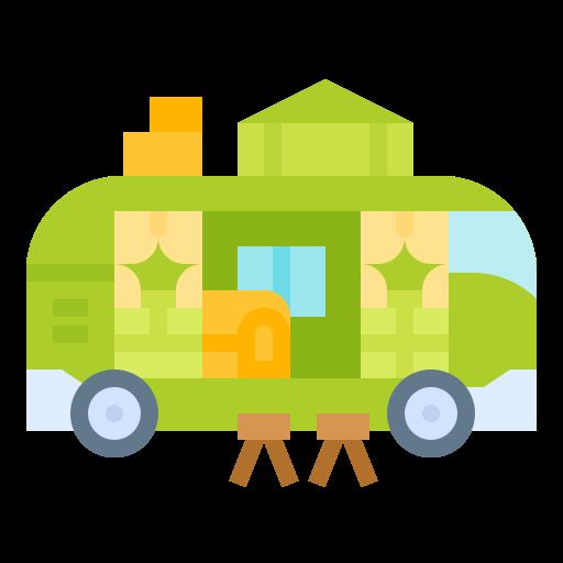 caravana icono verde seguros vicente velasco
