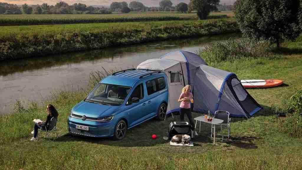 nueva caddy california volkswagen la mini camper