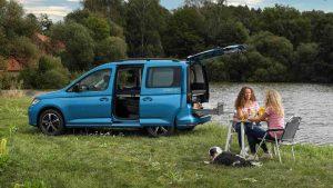 la nueva mini camper de volkswagen 2020