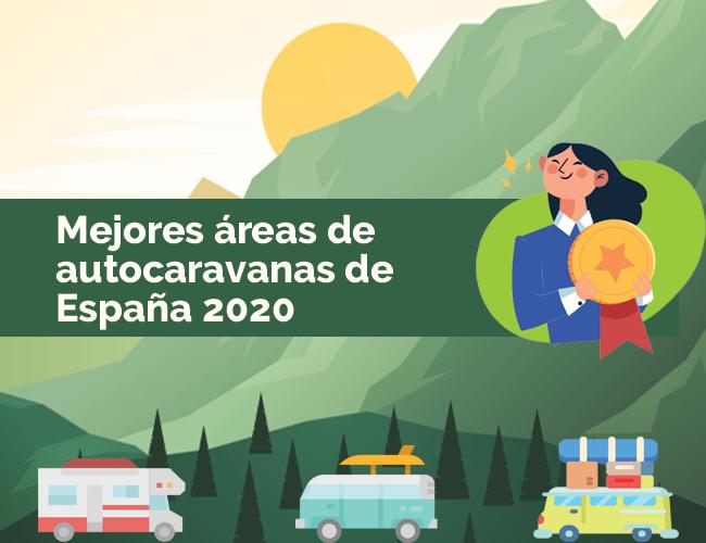 mejores areas ranking 2020 autocaravanas