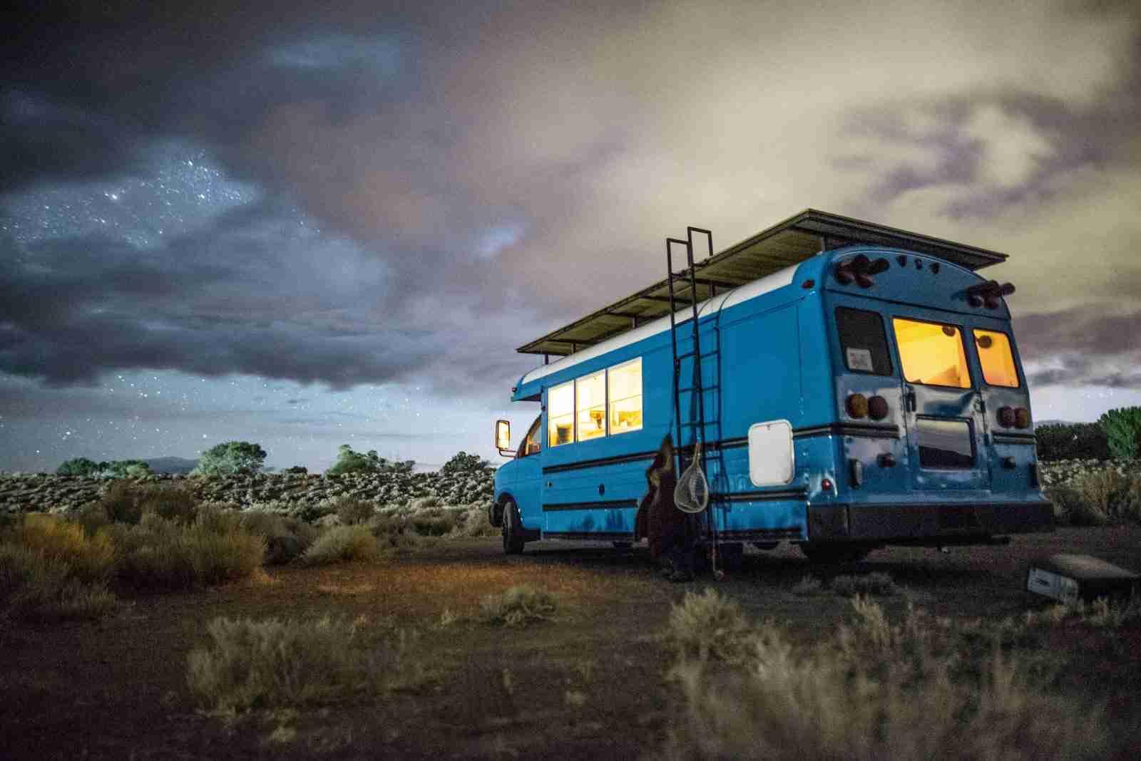mybushotel camperizando autobuses